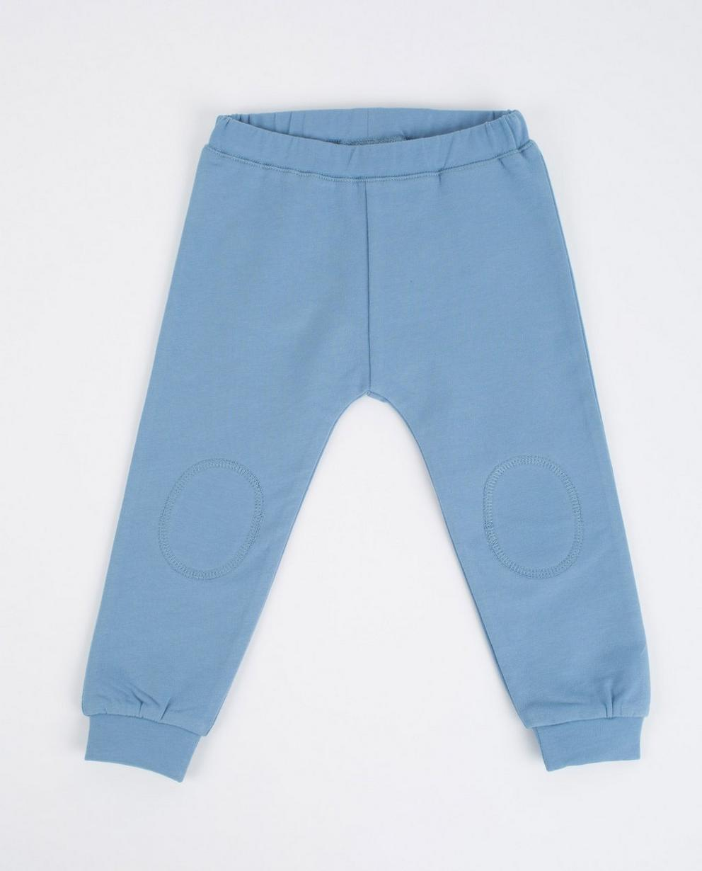 Babyblauwe sweatbroek - null - Besties